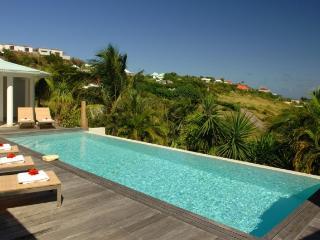 Villa Blue Lagoon St Barts Rental Villa Blue Lagoon - Grand Cul-de-Sac vacation rentals