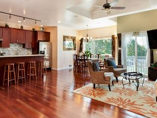 Stylish 2BR Condo - Directly On Bus Lines with Downtown Views, Sleeps 4 - Seattle vacation rentals