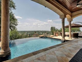 6BR/5BA Architecturally Stunning Home with Theater, Infinity Pool, Sleeps 12 - Buffalo Gap vacation rentals