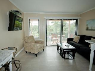 Deluxe Seaside Villa 241 - 1 Bedroom 1 Bathroom Oceanside Flat - Hilton Head vacation rentals
