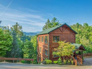 4BR Gatlinburg Falls Cabin w/ View! Sleeps 14. Crazy January Deal from $179! - Gatlinburg vacation rentals