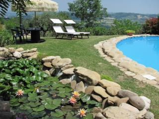 Romantic apartment in the hill - Penna San Giovanni vacation rentals