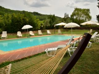 Tuscan House in Chianti with private park and pool - Sambuca vacation rentals
