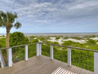 Hideaway Cottage Oceanfront East Beach - Saint Simons Island vacation rentals