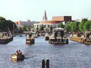 Stylish River View Apartment - Amsterdam vacation rentals