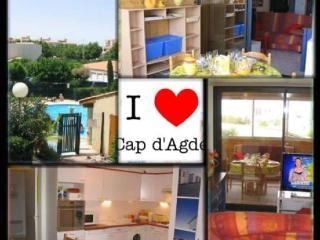 Appartement de grand standing 50m² - 4/6 personnes - Cap-d'Agde vacation rentals
