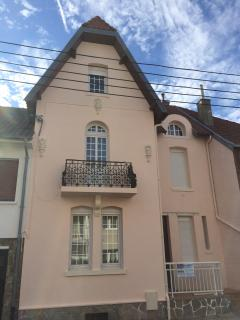 RoseMousse, grande maison de vacances à Berck - Berck-sur-Mer vacation rentals