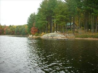 Secluded Cabin on Your Own Private Lake - Haliburton vacation rentals