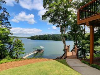 Lake Allatoona Home, Best View w/ Deep Water - Acworth vacation rentals