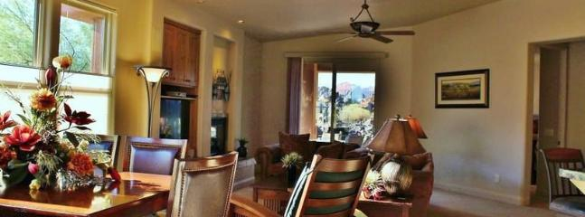 Beautiful View From Great Room - Color Country Entrada 2 Bedroom 2 Bath Home - Saint George - rentals