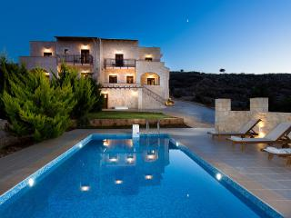 Villa Aeolos with private swimming pool - Rethymnon vacation rentals