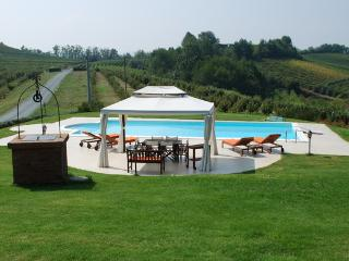 villa & pool in UNESCO's Monferrato - Mombaruzzo vacation rentals