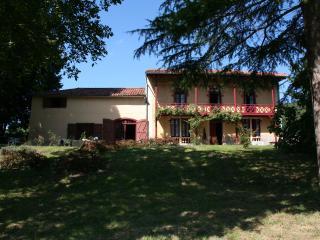 Grande maison, gîte de caractère face Pyrénées - Labroquere vacation rentals