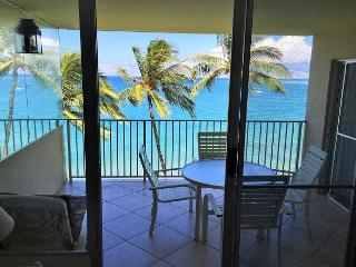 Spectacular 6th Floor Ocean Front Condo with Amazing View! - Kihei vacation rentals