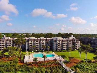 Ocean One 120 - Oceanside 1st Floor Condo - Hilton Head vacation rentals