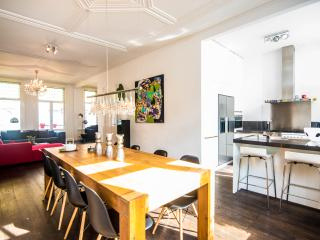 Boutique Apartment(155m2) + Roof Terrace(75m2) - Amsterdam vacation rentals