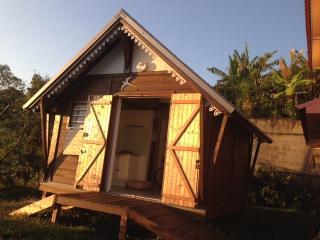 Bungalow de 16 m2 aménagé dans domaine privatif - Saint-Denis vacation rentals