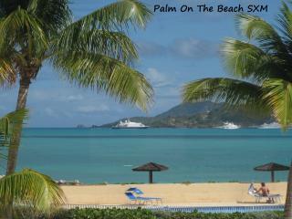 Delightful studio on the beach of Caribbean sea - Baie Nettle vacation rentals