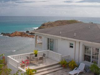 Affordable Caribbean Oceanfront Gem, Stunning View - Crab Hill vacation rentals