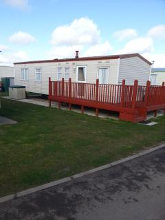 8 Berth caravan, Golden Palm Chapel st leonard mv - Skegness vacation rentals