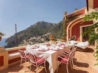 Villa Dorata, Sleeps 9 - Positano vacation rentals
