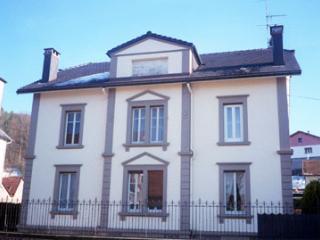 Maison de maître en centre ville - Le Thillot vacation rentals