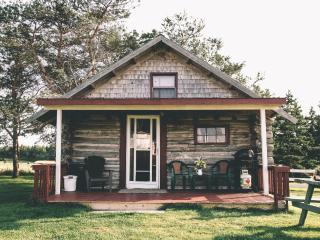 Island Life, Brackley Beach, 2 Bedroom Log Cabin - Brackley Beach vacation rentals