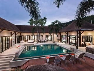 Luxury 8 bedrooms villa - Nai Harn vacation rentals