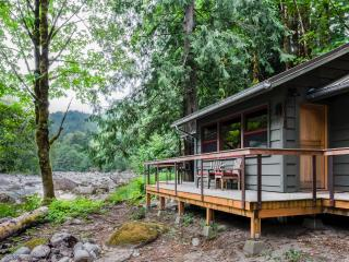 Cozy 1 bedroom Index Cabin with Deck - Index vacation rentals