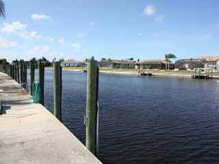 Beautiful, 2/2 Condo, prime waterfront property. - Punta Gorda vacation rentals