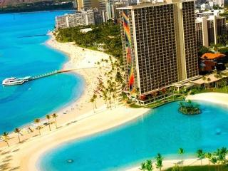 Hilton Hawaiian Village.  Studio 1 & 2 Bedroom - Honolulu vacation rentals