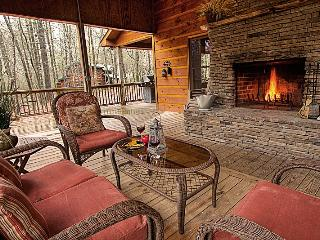 Jack Bears Cabin In The Woods - Blue Ridge vacation rentals