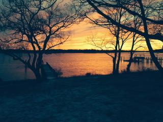 Sag Harbor with water views & perfect sunsets - Sag Harbor vacation rentals