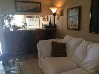 Cozy Condo with Internet Access and Balcony - Key Biscayne vacation rentals