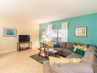 Luxurious 5 Bed 4 Bath Pool Townhome in Storey Lake Resort. 4885CTD - Old Town vacation rentals