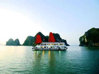 Package 2 days 1 night on Cozy Cruise in Halongbay - Tuan Chau Island vacation rentals