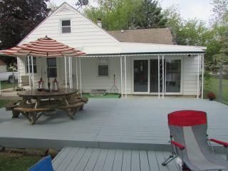 Perfect 3 bedroom House in Au Gres - Au Gres vacation rentals