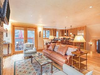 This spacious, family-friendly vacation rental condo in downtown Telluride is an ideal place to stay during winter or summer. - Telluride vacation rentals