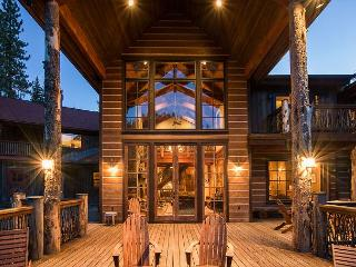 Bullshead  5 BR Estate on the Truckee River w/ Hot Tub - Very Private Setting - Olympic Valley vacation rentals