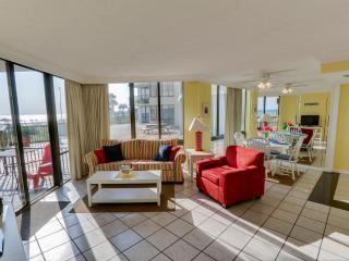 GROUND FLOOR WALK OUT 2 BEACH 1 bed 1 ba - Panama City Beach vacation rentals
