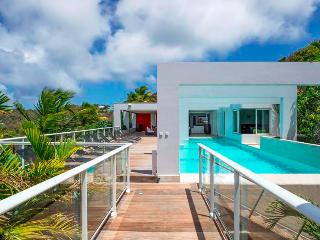 Eclipse at Vitet, St. Barth - Ocean View, Private, Gourmet Kitchen - Vitet vacation rentals