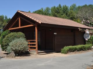 Chalet Bois sur Camping**** Saint Hilaire de riez - Saint-Hilaire-de-Riez vacation rentals