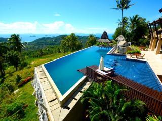 Samui Ridgeway Seaview  Villa and Spa in Koh Samui - Maret vacation rentals