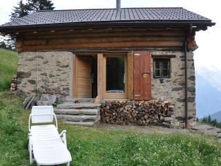 Cozy 2 bedroom Ski chalet in Olivone - Olivone vacation rentals