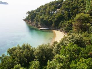 Paris House Skiathos (Kalamaki), Private Beach (1) - Skiathos vacation rentals