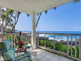 Hale  Kai O Kona #7 Ocean Front, Sandy Beach only a Few Yards Away! - Kailua-Kona vacation rentals