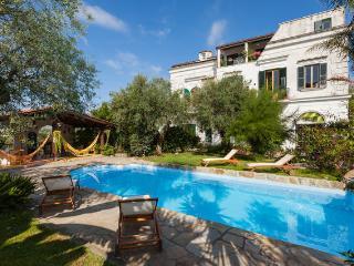 Apartment in Villa - Massa Lubrense vacation rentals