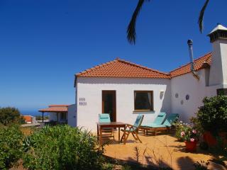 Casa Lucia, west side, stunning sea views, WiFi - Puntagorda vacation rentals