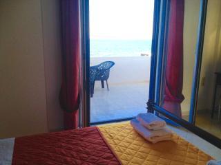 seafront villa lesbos island m1 - Skala Mistegnon vacation rentals