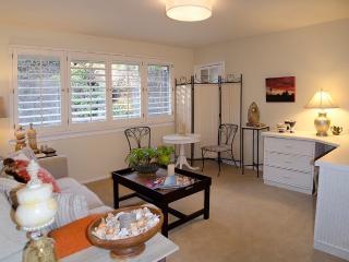 Secluded Garden Apartment - Santa Barbara vacation rentals